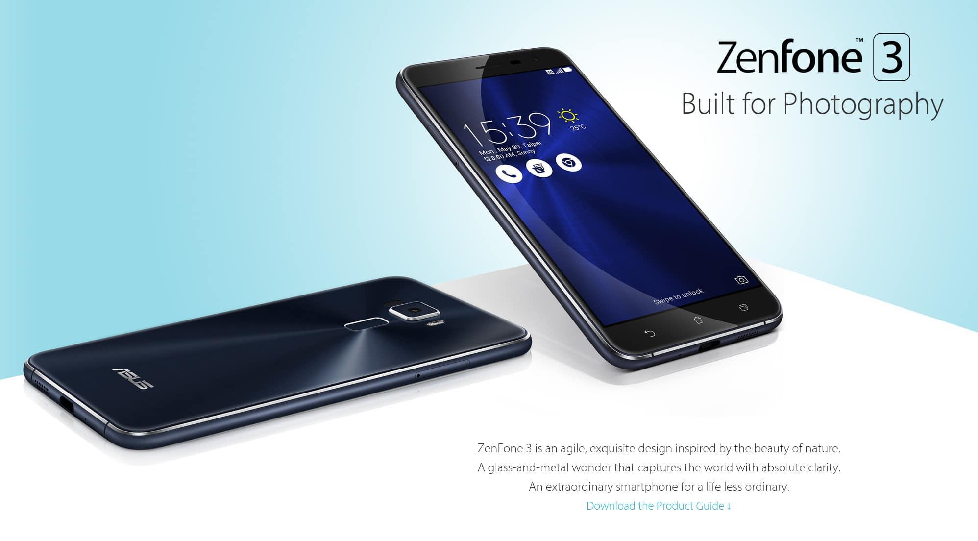 Come effettuare il root e installare una custom ROM (Zenfone 3 ZE520KL)